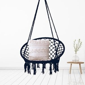 Urban Outfitters Accessories Black Rope Cotton Macrame Boho